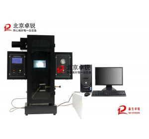 JCY-3型微机触屏建材烟密度测试仪