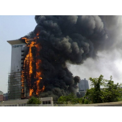 建筑材料燃烧或分解的烟密度试验方法